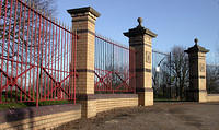 Crystal Palace Park - The Main Gate