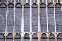 Cathedral windows, Canterbury
